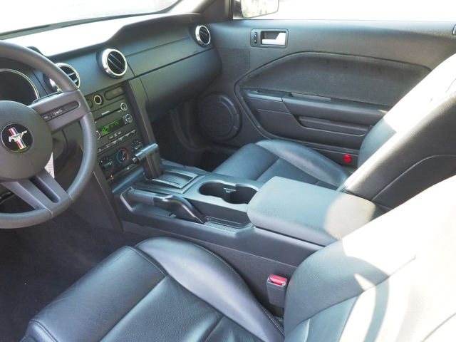 Ford Mustang 2008 price $8,295