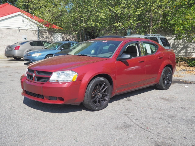 Dodge Avenger 2008 price $7,995