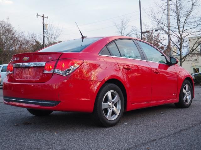 Chevrolet Cruze 2013 price $8,195