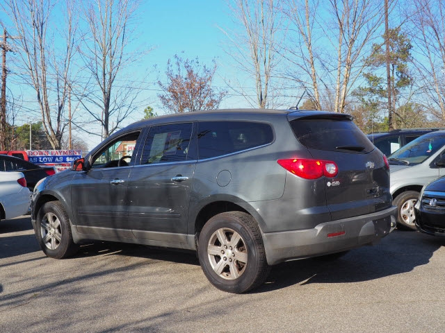 Chevrolet Traverse 2010 price $8,695