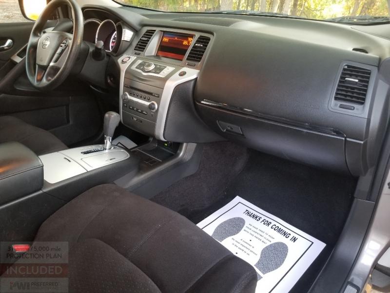 Nissan Murano ONE OWNER ! 2012 price $7,995 Cash