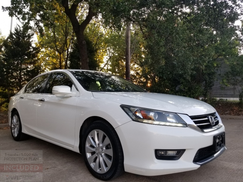 Honda Accord Price >> 2014 Honda Accord Lethr Sunrf 1 Owner 4dr V6 Auto Ex L W Navi