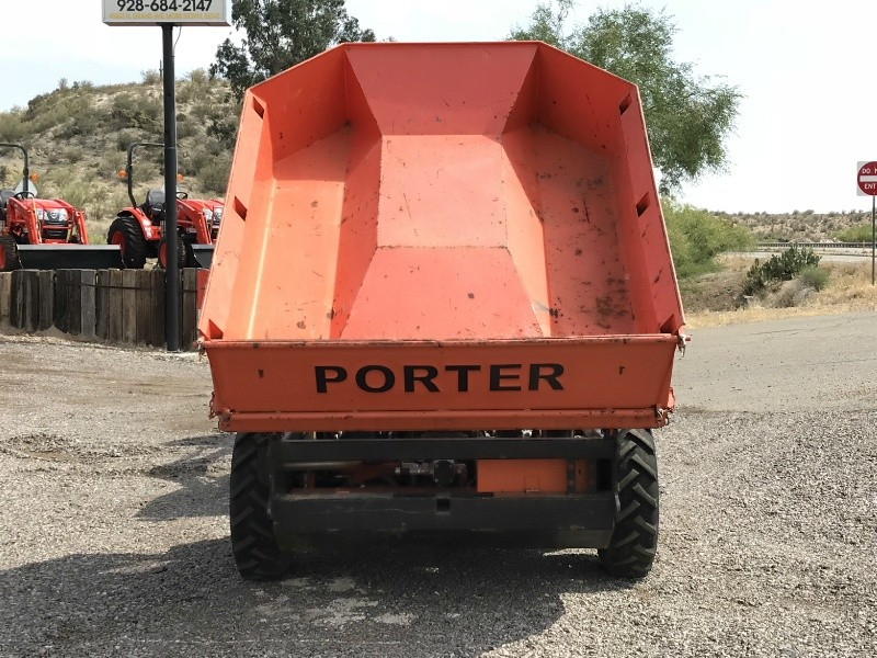 PORTER 60D TURBO CHARGED TRACTOR 0000 price $19,600