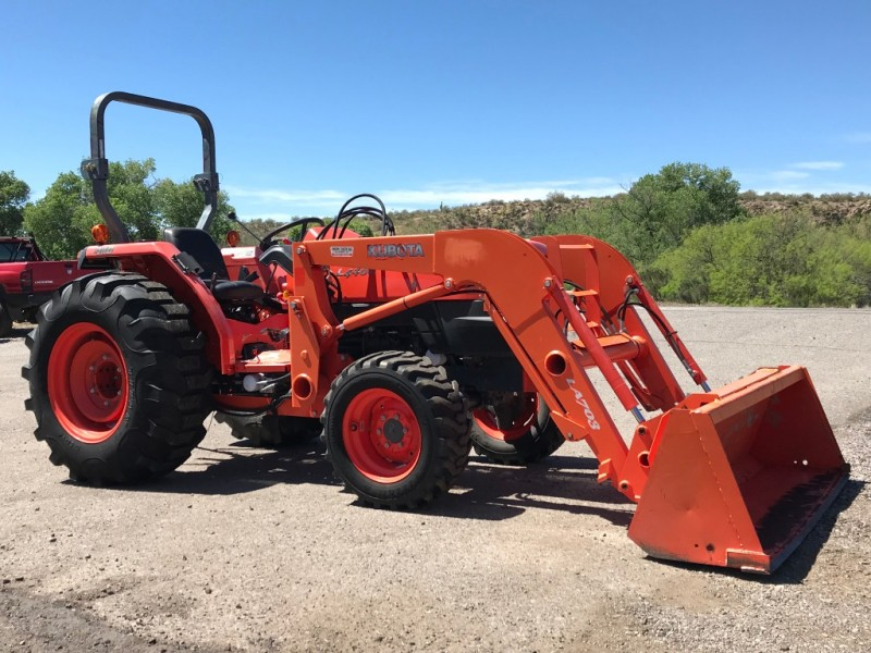 KUBOTA L4400 0000 price $20,900