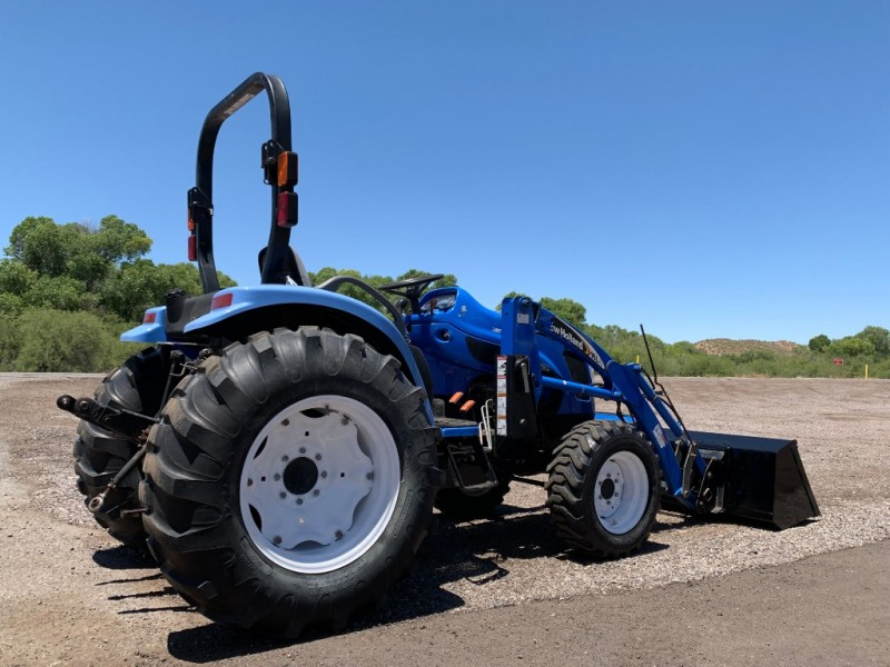 NEW HOLLAND TC45DA 0000 price $17,900