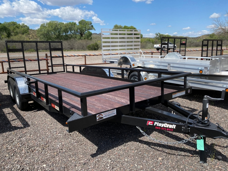 SUN COUNTRY 18' TANDEM PIPE TOP 2019 price $3,295