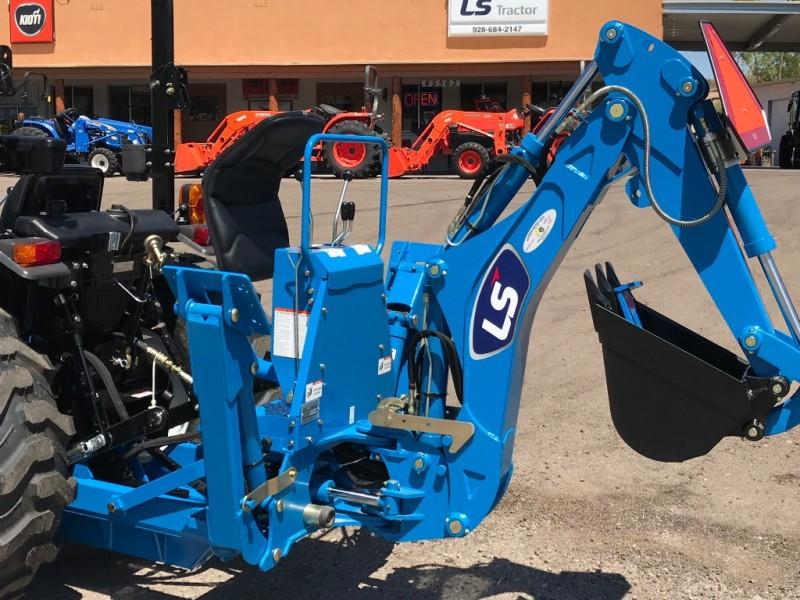 LS MT225E LOADER & BACKHOE 0000 price $28,915