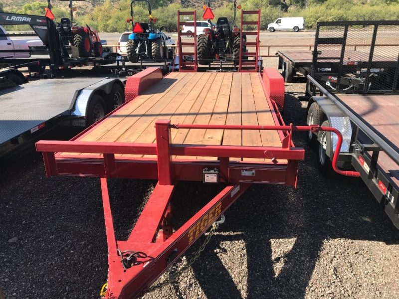 TIGER 20' 14K UT TRAILER 2019 price $4,500