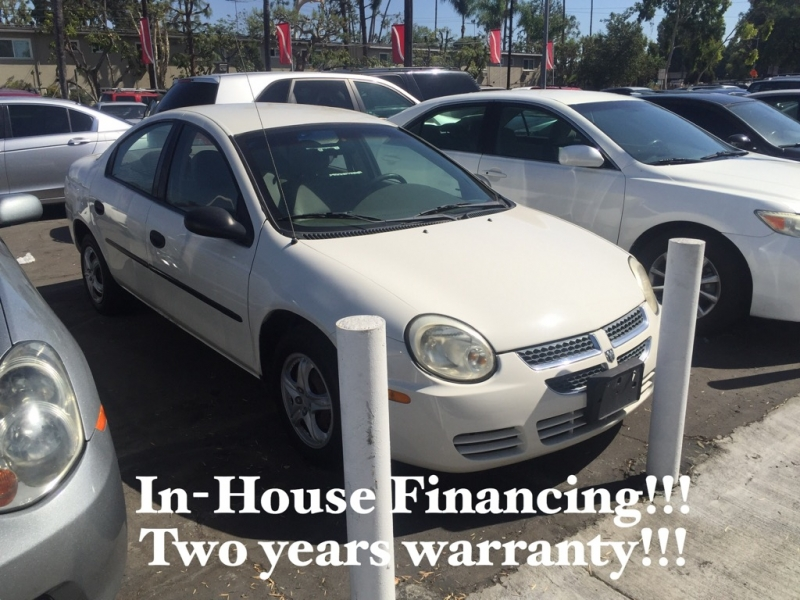 Dodge Neon 2004 price $4,995