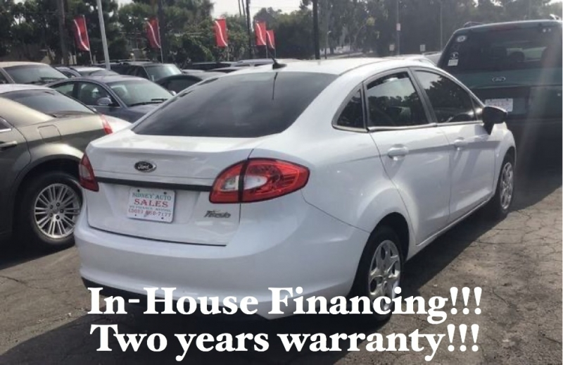 Ford Fiesta 2013 price $6,995