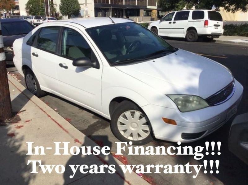 Ford Focus 2007 price $4,995