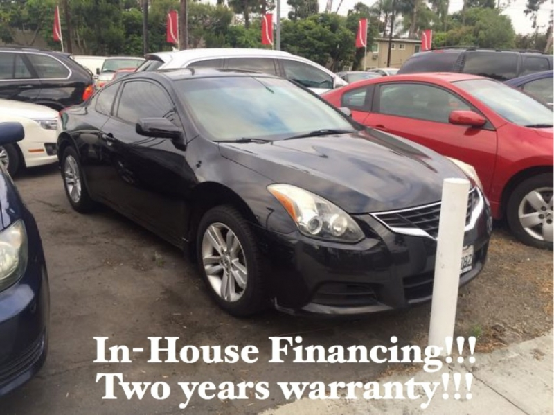 Nissan Altima 2011 price $7,995