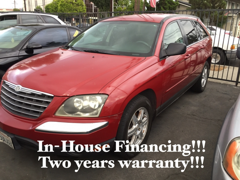 Chrysler Pacifica 2006 price $5,495