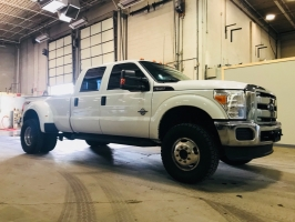 Ford F350 2014