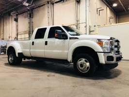 Ford F450 2013