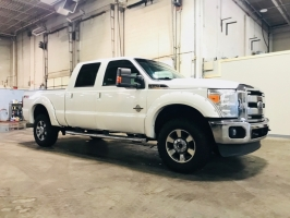 Ford F350 2011