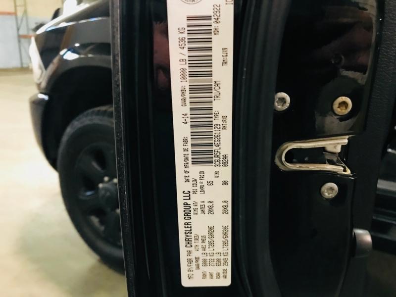 RAM 2500 2014 price $34,999