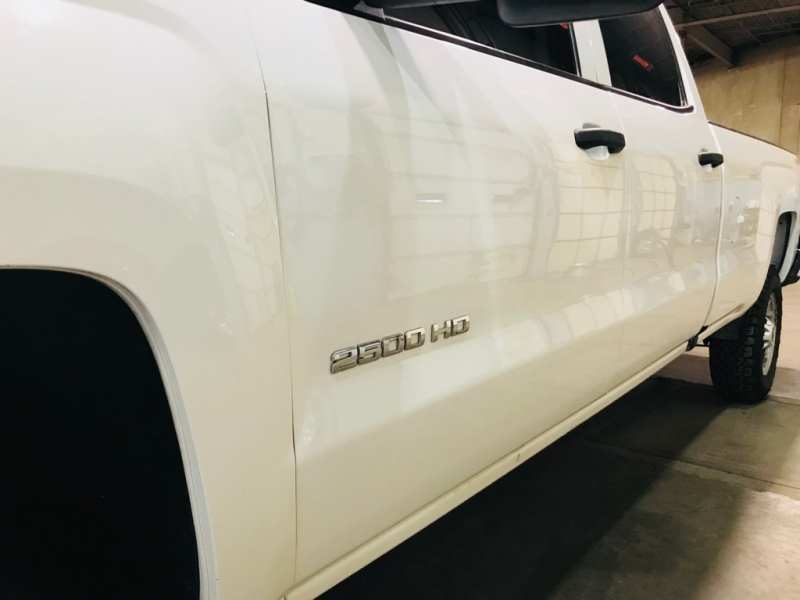 Chevrolet Silverado 2500HD 2018 price $32,999