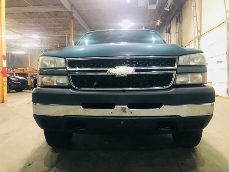 Chevrolet Silverado 2500HD 2007 price $19,999