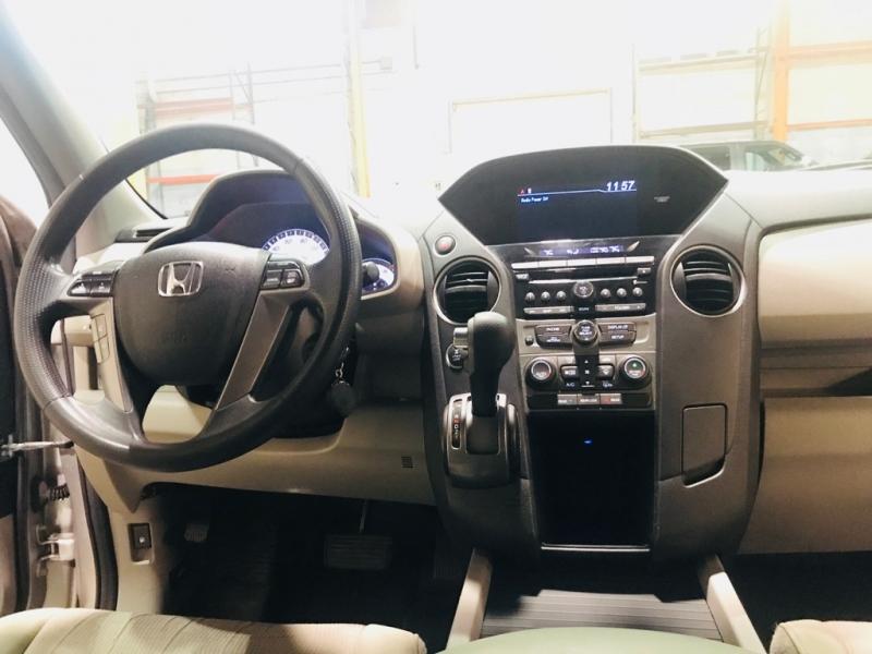 Honda Pilot 2013 price $9,999