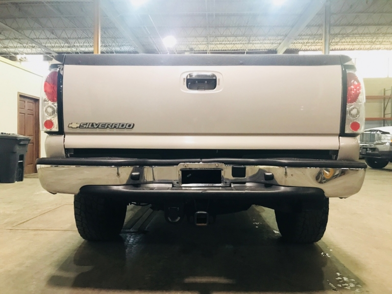 Chevrolet Silverado 2500HD 2006 price $12,999