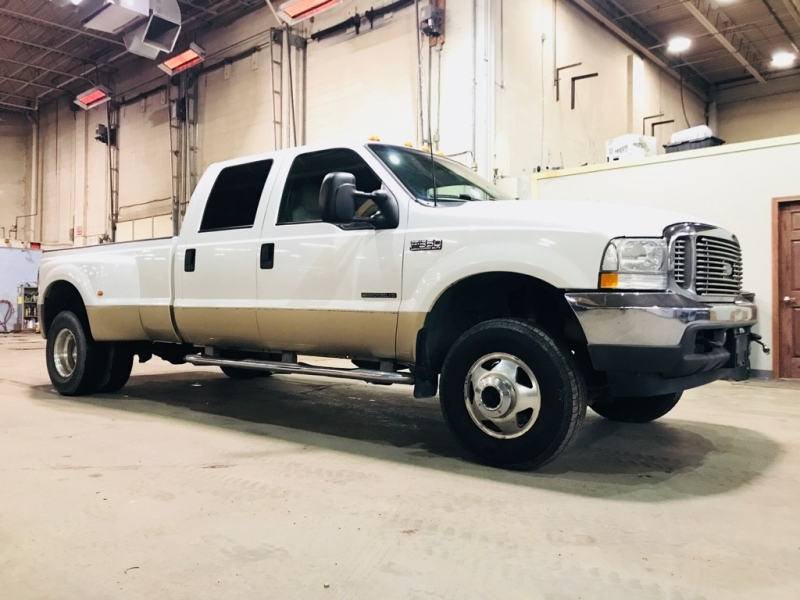 Ford F350 2001 price $8,999
