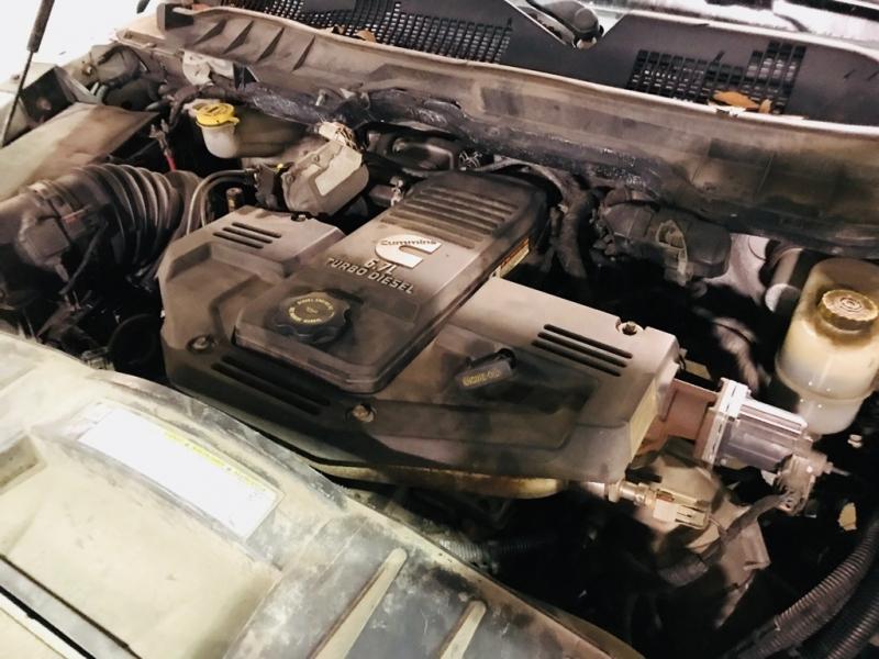 RAM 2500 2011 price $26,999