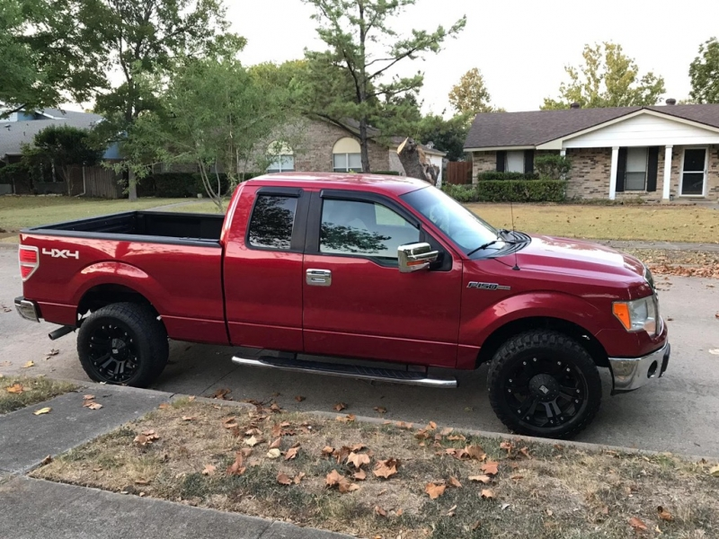 Ford F-150 2010 price $9,700