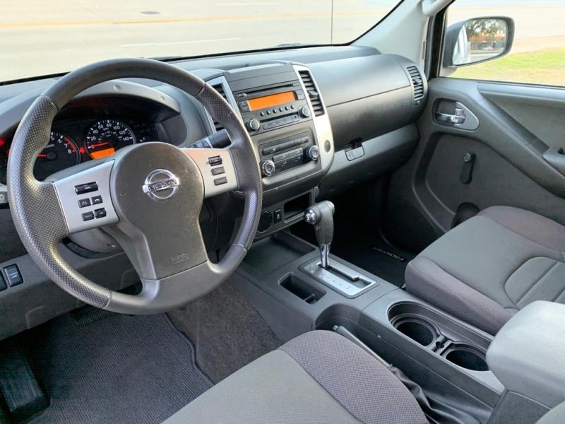 Nissan Frontier 2014 price $11,200