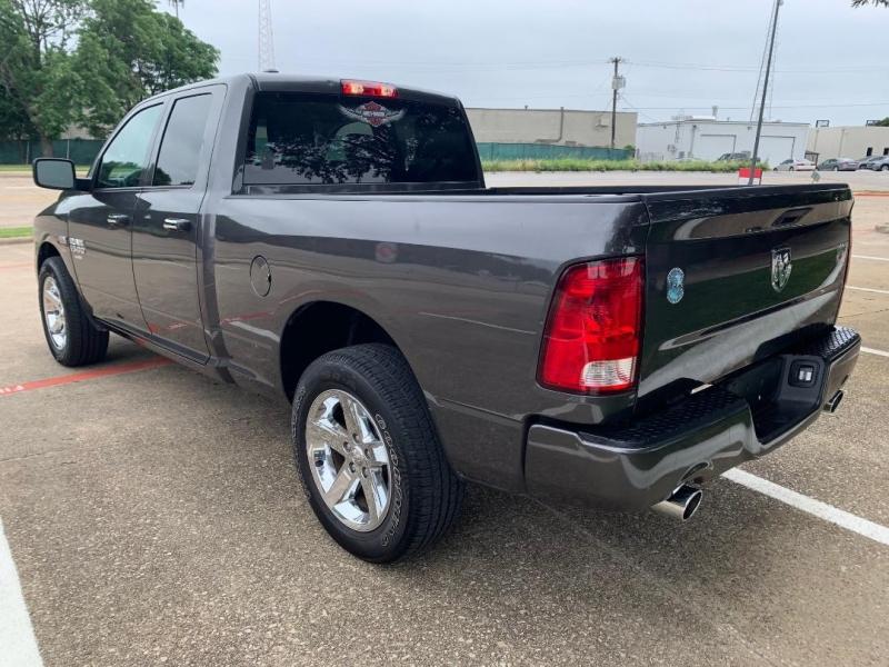 RAM 1500 2018 price $16,900