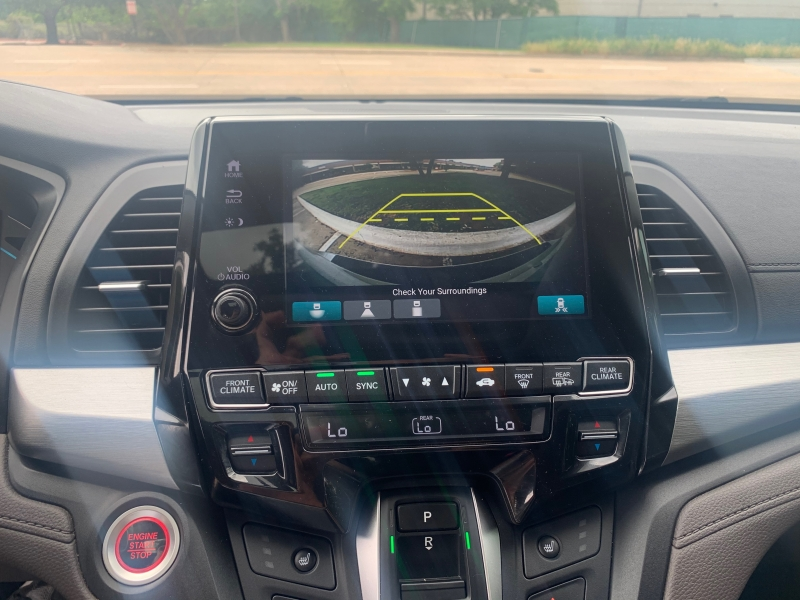 Honda Odyssey 2018 price $16,900
