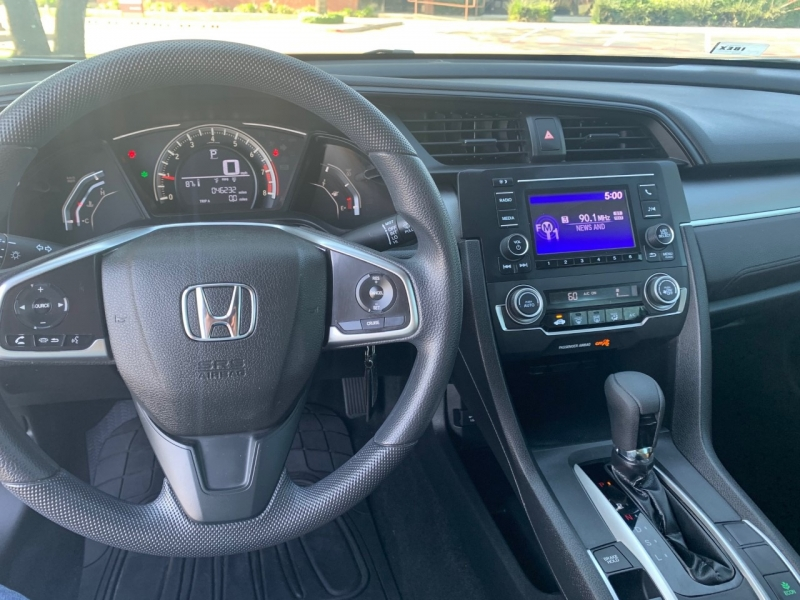 Honda Civic Sedan 2017 price $9,200