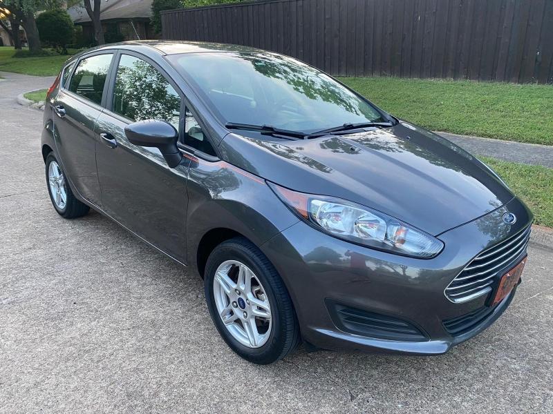 Ford Fiesta 2017 price $5,400
