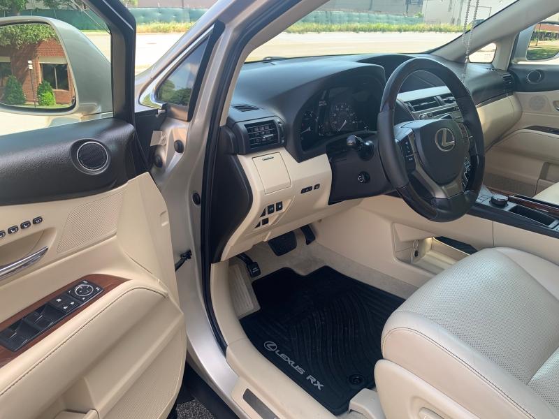 Lexus RX 350 2015 price $21,900