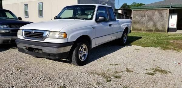 1999 Mazda B-Series 2WD Truck