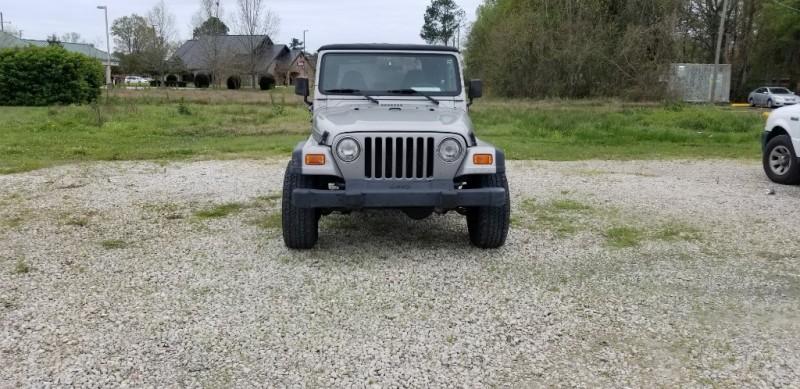 Jeep TJ 2001 price $6,980