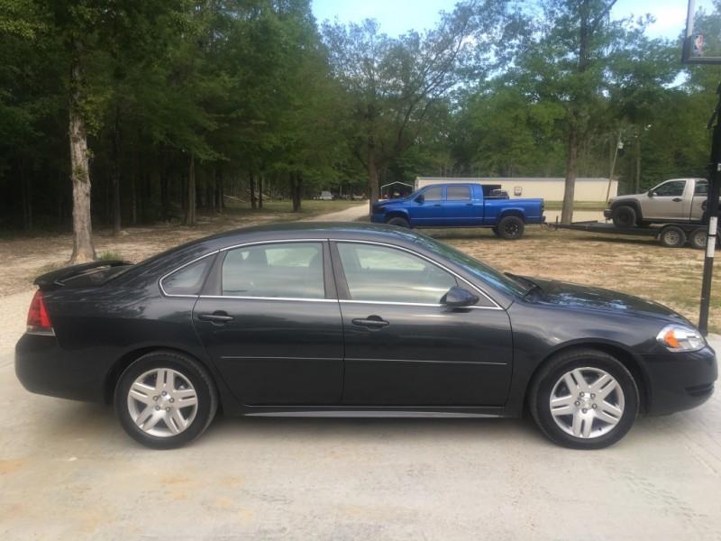 Chevrolet Impala 2012 price $6,980