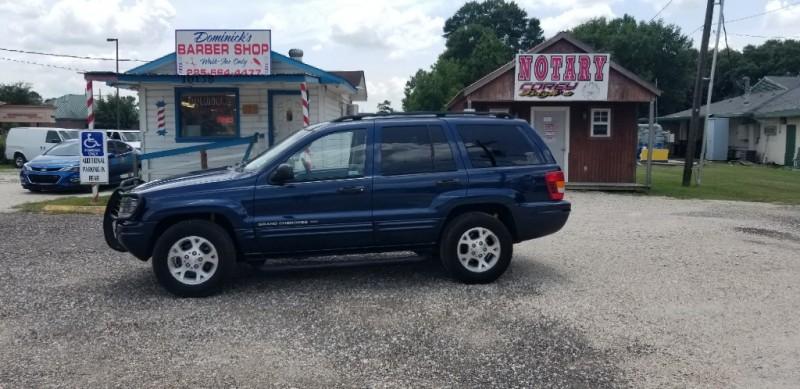 Jeep Grand Cherokee 2002 price $4,780