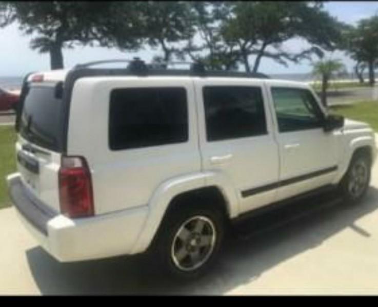 Jeep Commander 2007 price $5,680