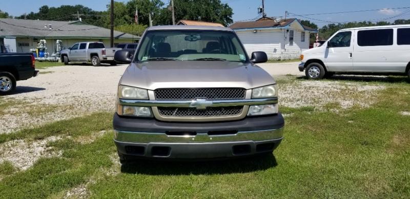 Chevrolet Silverado 1500 2005 price $8,480