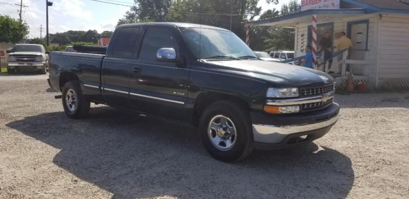 Chevrolet Silverado 1500 2002 price $5,480