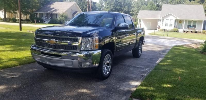 Chevrolet Silverado 1500 2013 price $15,480