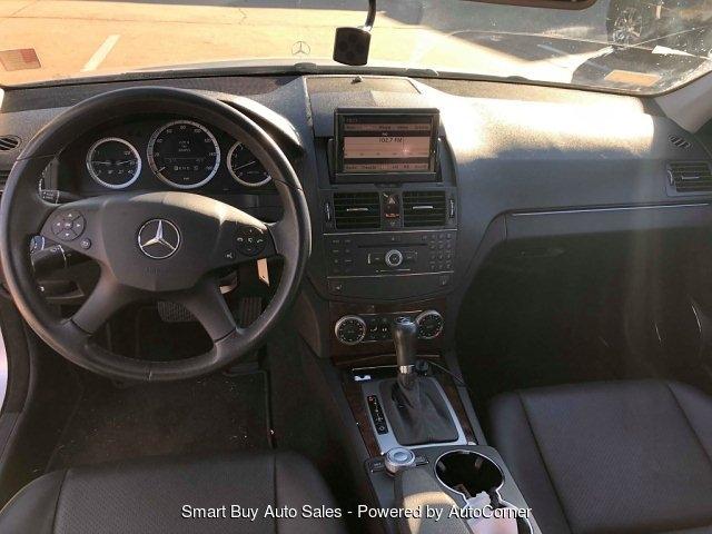 Mercedes-Benz C-Class 2009 price $12,995