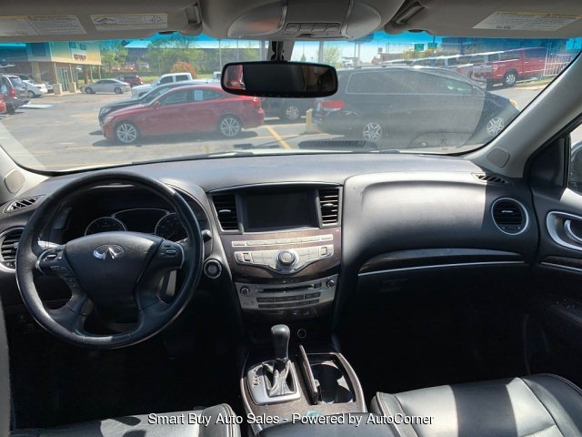 Infiniti JX AWD CVT 2013 price $12,995