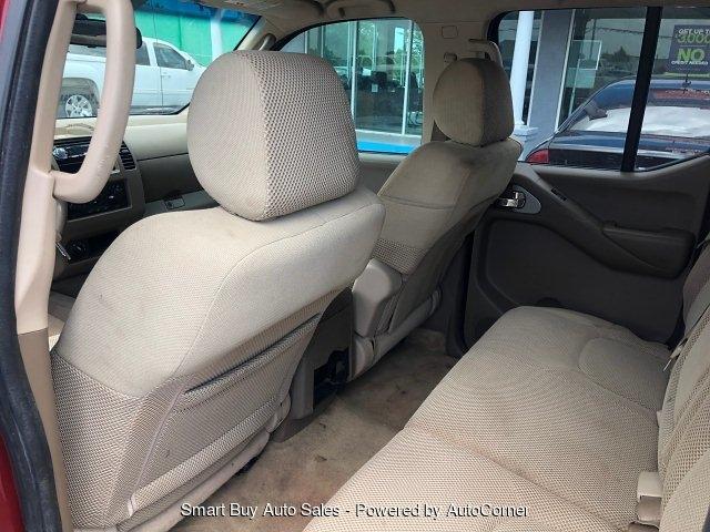 Nissan Frontier 2006 price $8,995