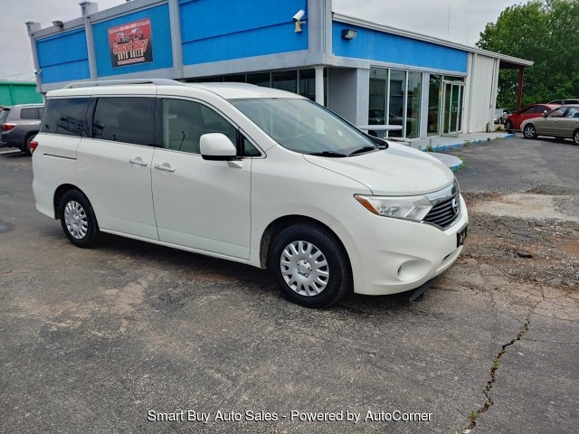 Nissan Quest 2012 price $9,495