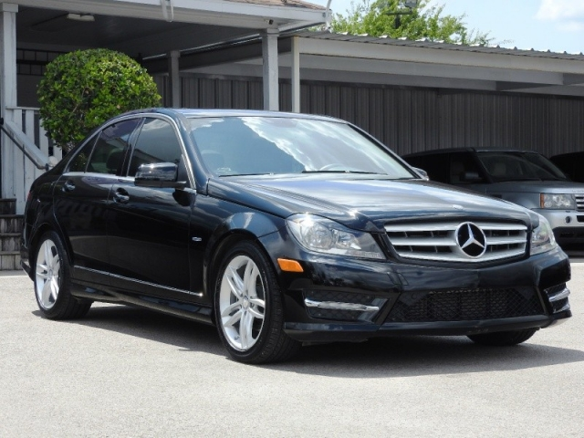 2012 Mercedes Benz C Class 4dr Sdn C250 Sport Rwd Inventory Best