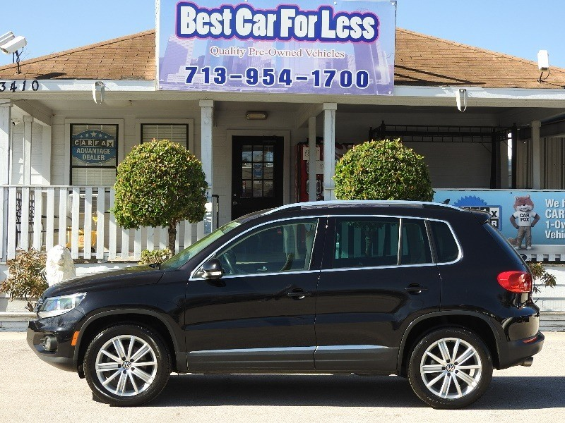 2013 Volkswagen Tiguan 2 0 Tsi Inventory Best Car For Less Auto Dealership In Houston Texas