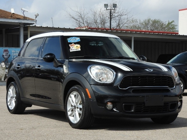 2012 mini cooper countryman s inventory best car for. Black Bedroom Furniture Sets. Home Design Ideas