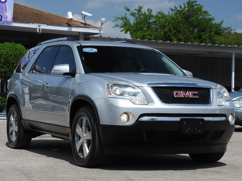 GMC Acadia 2012 price $11,988